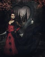 Queen of Spades by FairieGoodMother