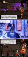 The Lunar Eclipse (part 13) [The End of Act I] by Axel-Doi