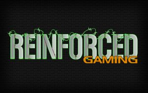 Reinforced Gaming - Concept Logo by Smyf
