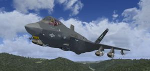 F-35 Eglin 9 by agnott