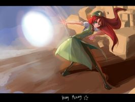 Hong meiling by patamy