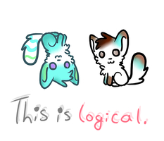 This is Logical. by KaylaTheWolf13