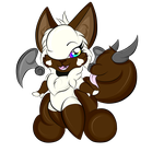 Chibi Hollie by KittyCaie