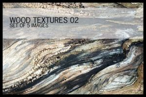 Wood Texture Pack 02 by nighty-stock