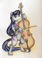 Octavia Commission by zettablob