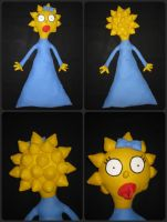 Maggie Simpson by Yonka-Two