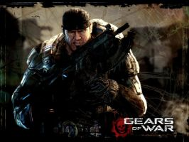 Gears Of War by Fire-Dragonx