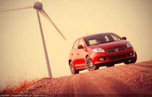 Fiat Bravo - Windmill by dejz0r