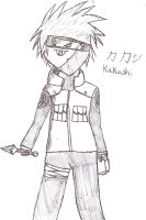 Doodle Request Two Kakashi by QweXTheXEccentric