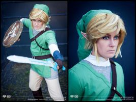 SS Link Cosplay by Adlez-Axel