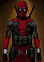 Movie Deadpool Design by FonteArt