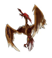 Infected Fearow