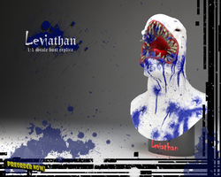 Leviathan Bust CGD project by oozy5000