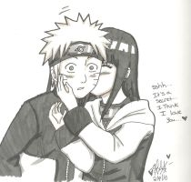Naruhina--it's a secret... by shock777
