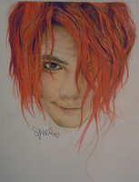 Gerard Way by SickOfShadows