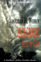 Cover art for my second novel by jwebbermedia