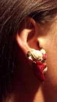 Ezio Earring by onigiriXS