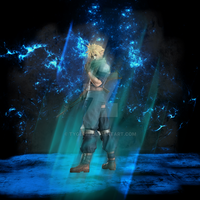 Cloud Strife by Tyger18