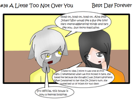#34 - A Little Too Not Over You - Best Day Forever by J-M-X-P