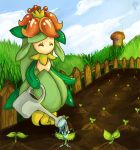 Lilligant the flower lover by PanXChi