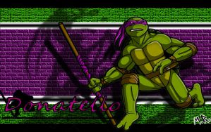 TMNT Donatello by ShadowNinja976