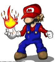 Mario in Style by cyrad
