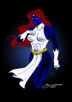 Mystique by pascal-verhoef