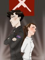 30DOTP-Sherlolly-Day21-Cooking by lexieken
