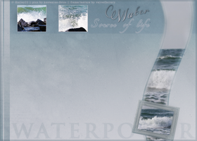 Water Power by crystalcleargfx