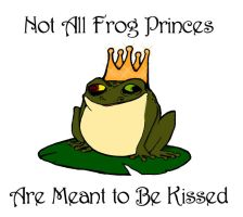 Not All Frog Princes... by Shirekat
