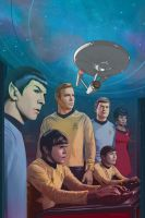 Star Trek: Gold Key Archives Vol. 2 by strib