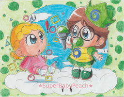 Request Baby Chiara and Baby Iggyada by SuperBabyPeach
