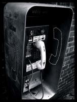 Phone Booth by Recoil24