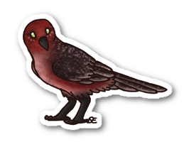 Grosbeak by xMandakax