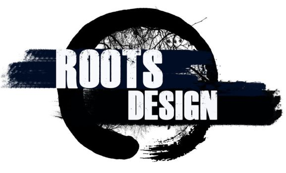 Roots Design New Logo by rootsauce