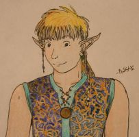 Rolan - Ears for Elves by Blackethouse