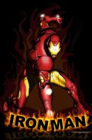 Iron Man by fexpepe