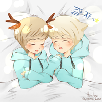 HunHan : Good Night by wakaminanako