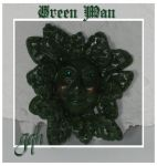 Green Man by GoodQuillHunting