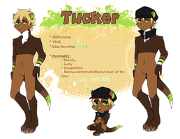 Tucker Reference by Kashoune