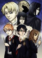 Harry Potter -TPoA by whitespirit