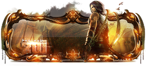 Sign Prince Of Persia by Designer-Lazy