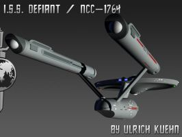 ISS DEFIANT 010-R-04 by ulimann644