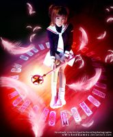 Card Captor Sakura by xwickedgames