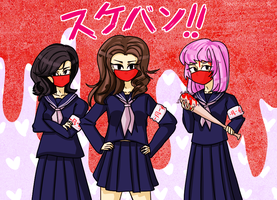 sukeban by tea-and-medic