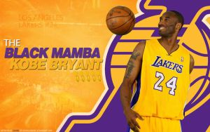 Kobe Bryant Purple and Gold Wallpaper by lisong24kobe