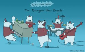 Bourgeois Bear Brigade by sebreg
