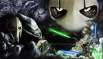 General Grievous wallapaper (colored) by Gackt-En-Ciel