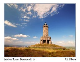 Jubilee Tower Darwen rld 01 dasm by richardldixon