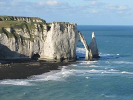 Etretat by Cam-s-creations